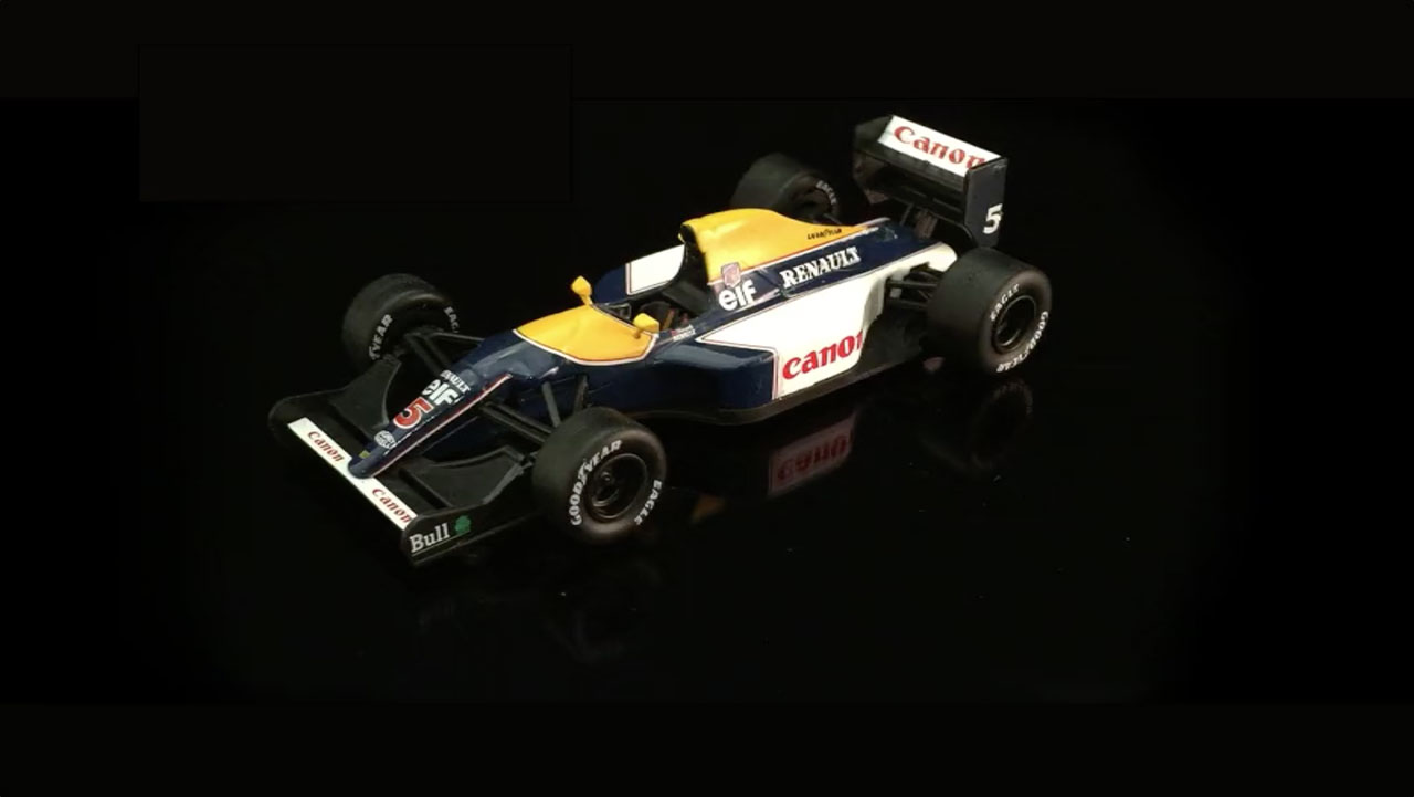 WILLIAMS FW14B – 1992